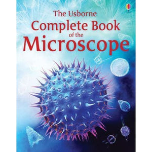 Usborne Complete Book of the Microscope - Books 9781409555513