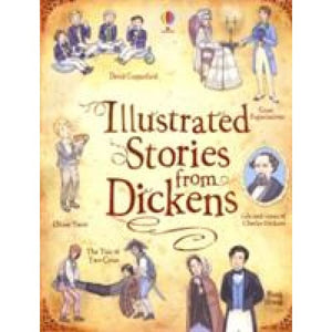 Usborne Illustrated Stories From Dickens - Books 9781409508670