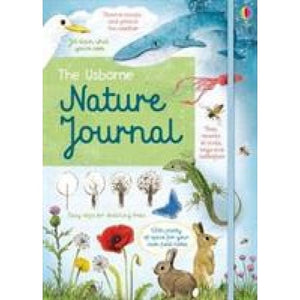 Usborne Nature Journal - Books 9781474941884