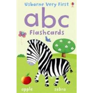 Very First Flashcards : ABC - Usborne Books
