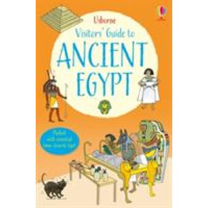 Visitor's Guide to Ancient Egypt - Usborne Books 9781409577560