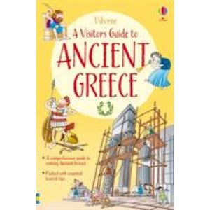 Visitor's Guide to Ancient Greece - Usborne Books 9781409566168