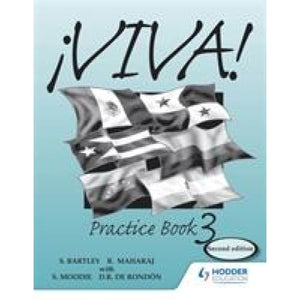 Viva Practice Book 3 2E - Hodder Education 9780582367807