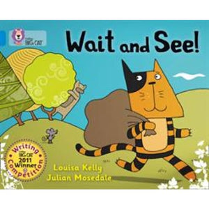 Wait and See!: Band 04/Blue - HarperCollins Publishers 9780007445387