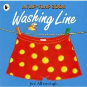 Washing Line - Walker Books 9781406310764