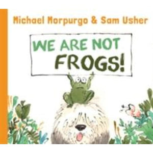 We are Not Frogs - Barrington Stoke 9781781125120