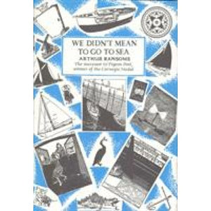 We Didn't Mean To Go Sea - Vintage Publishing 9780224021234
