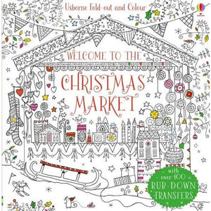 Welcome to the Christmas Market - Usborne Books