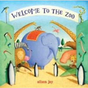 Welcome to the Zoo - Templar Publishing 9781840119732