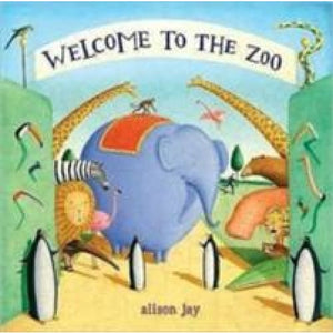 Welcome to the Zoo - Templar Publishing 9781840117684