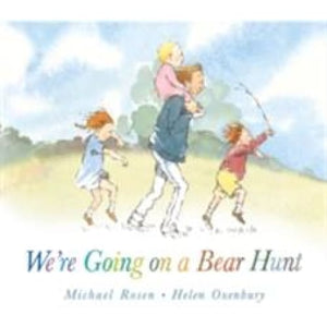 We're Going on a Bear Hunt - Walker Books 9781406363074