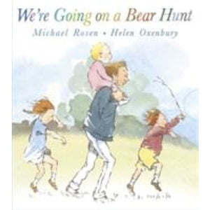 We're Going on a Bear Hunt - Walker Books 9781406365634