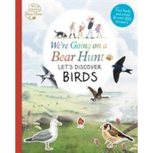We're Going on a Bear Hunt: Let's Discover Birds - Walker Books 9781406379952