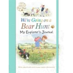 We're Going on a Bear Hunt: My Explorer's Journal - Walker Books 9781406375961