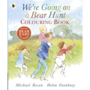 We're Going on a Bear Hunt - Walker Books 9781406361919