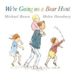 We're Going on a Bear Hunt - Walker Books 9780744523232