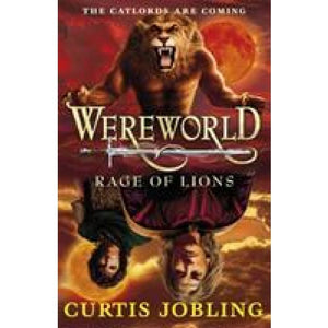 Wereworld: Rage of Lions (Book 2) - Penguin Books 9780141333403