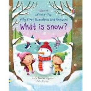 What is Snow? - Usborne Books 9781474940092