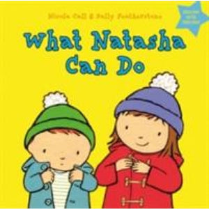 What Natasha Can Do: Dealing with feelings - Bloomsbury Publishing 9781408163894