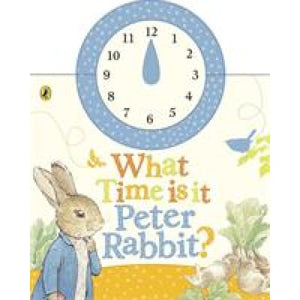 What Time Is It Peter Rabbit? - Penguin Books 9780723265382
