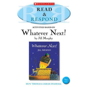 Whatever Next! - Scholastic 9781407126296