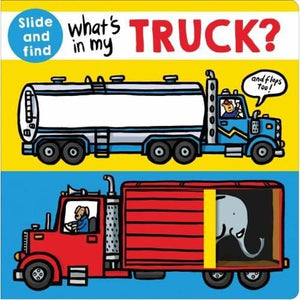 What's In My Truck? - Priddy Books 9781783417063