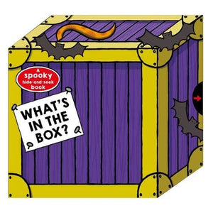 What's In The Box? Spooky - Priddy Books 9781783416615