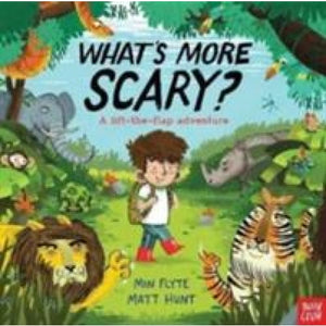 What's More Scary? - Nosy Crow 9780857634139