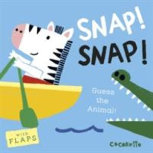 What's that Noise? SNAP!: Guess the Animal! - Child's Play International 9781846437489