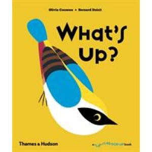 What's Up? - Thames & Hudson 9780500650929