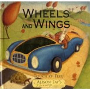 Wheels and Wings - Templar Publishing 9781848770140