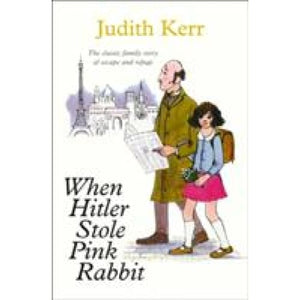 When Hitler Stole Pink Rabbit - HarperCollins Publishers 9780007274772