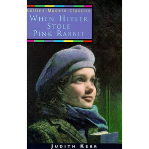 When Hitler Stole Pink Rabbit - HarperCollins Publishers 9780006754008