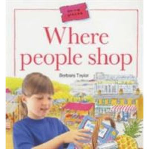 Where People Shop - Bloomsbury Publishing 9780713659399