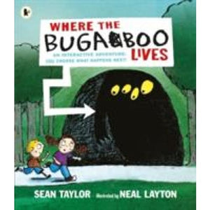 Where the Bugaboo Lives - Walker Books 9781406372885