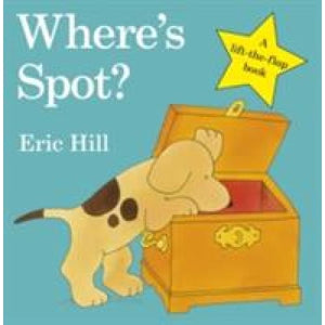 Where's Spot? - Penguin Books 9780723263661