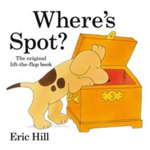 Where's Spot? - Penguin Books 9780723263401