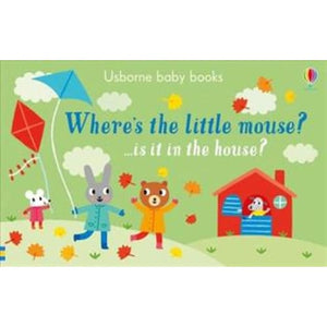 Wheres the Little Mouse - Usborne Books