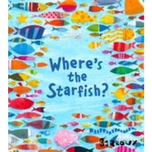 Where's the Starfish? - Egmont 9781405271394