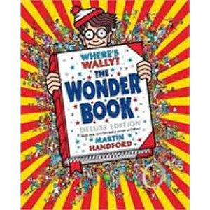 Where's Wally? The Wonder Book - Walker Books 9781406374063