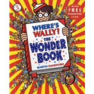 Where's Wally? The Wonder Book - Walker Books 9781406313239