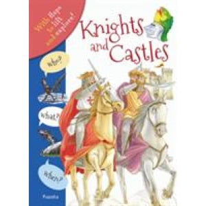 Who? What? When? Knights and Castles - Templar Publishing 9781848776722