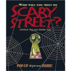 Who Will You Meet on Scary Street - Templar Publishing 9781840113099