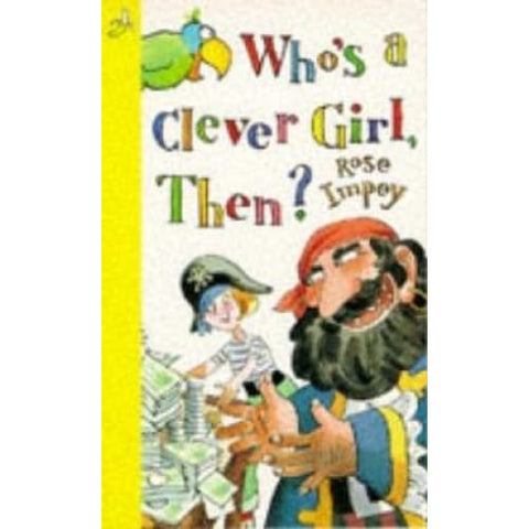 Image of Who's a Clever Girl Then? - Egmont 9781405204804
