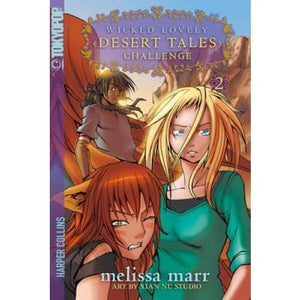 Wicked Lovely Volume 2: Challenge - HarperCollins Publishers 9780007354986