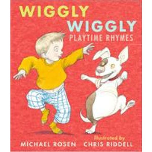 Wiggly: Playtime Rhymes - Walker Books 9781406384246