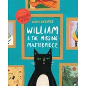 William and the Missing Masterpiece - Templar Publishing 9781848774278