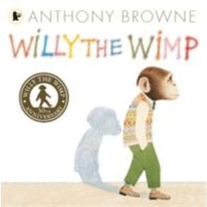 Willy the Wimp - Walker Books 9781406356410