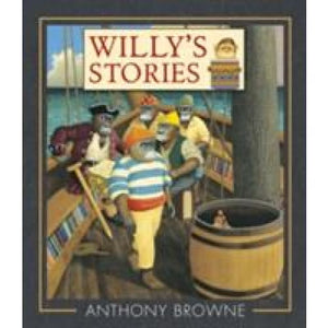 Willy's Stories - Walker Books 9781406360899