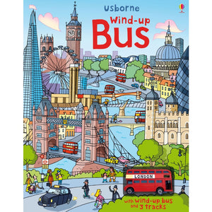 Wind-Up Bus - Usborne Books 9781409565291